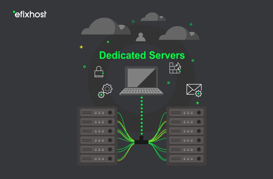 سرور اختصاصی چیست مزایای سرور اختصاصی what is dedicated server