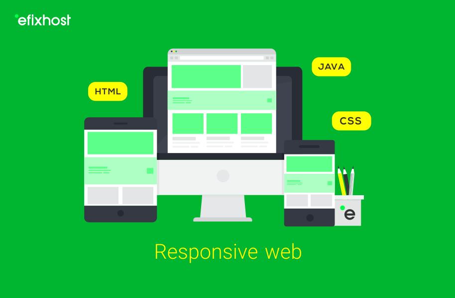 ریسپانسیو کردن سایت mobile friendly website