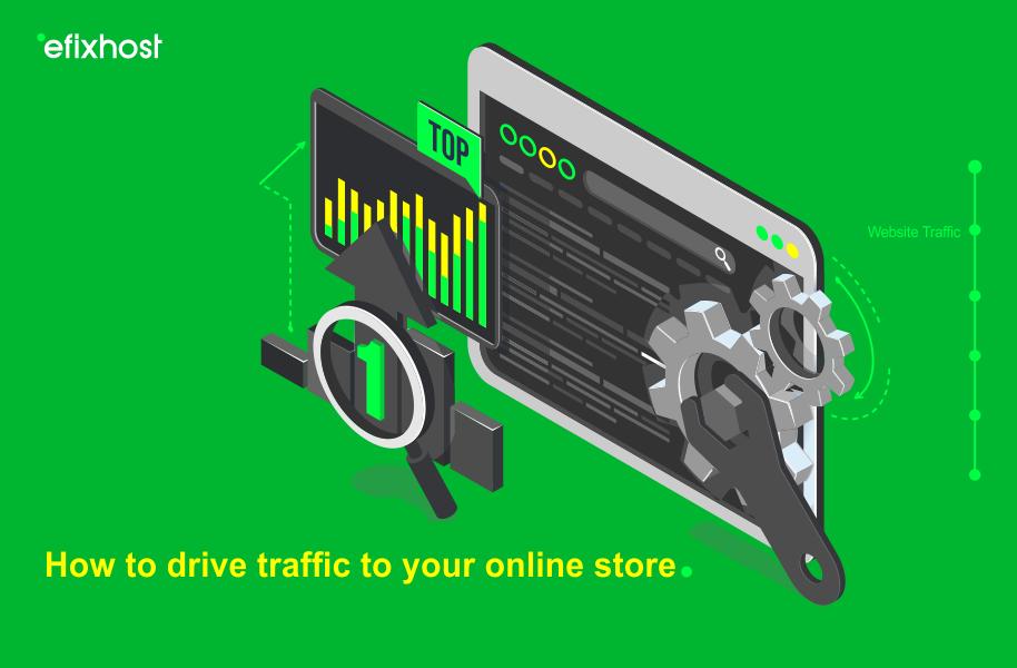 افزایش ترافیک سایت فروشگاهی