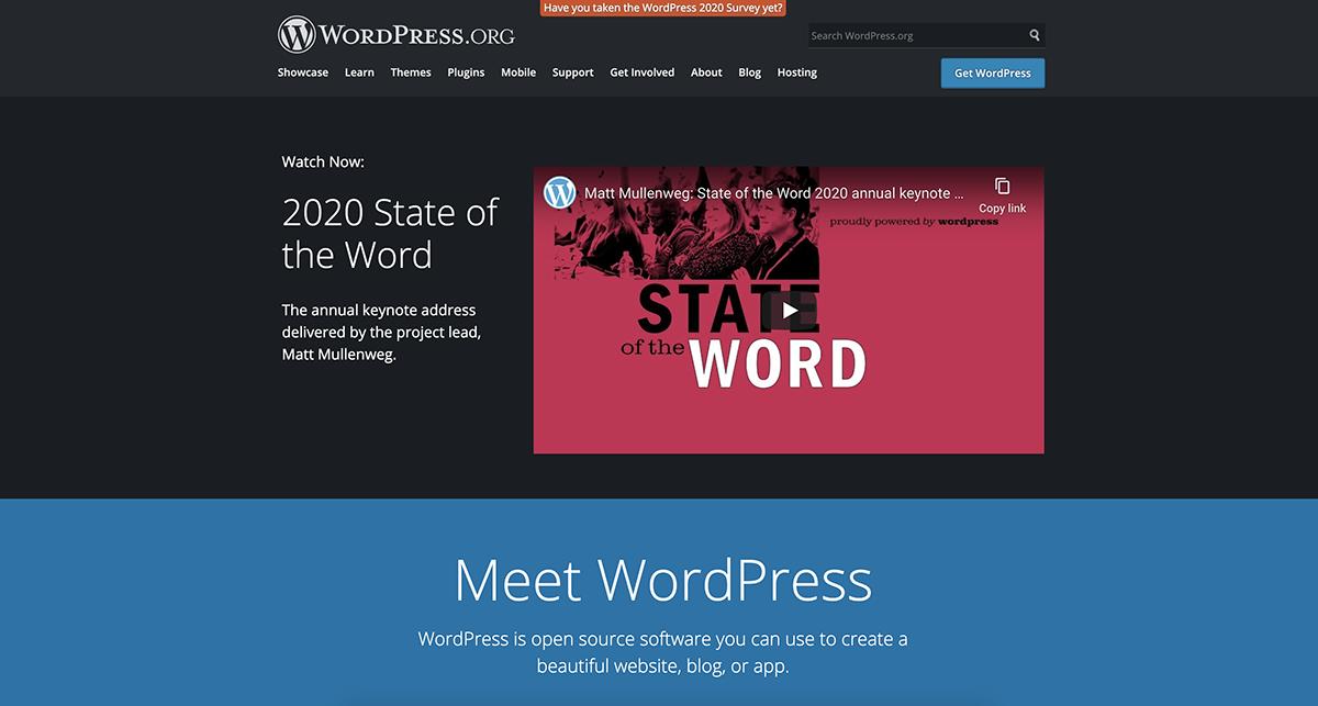 تفاوت wordpress.org و wordpress.com