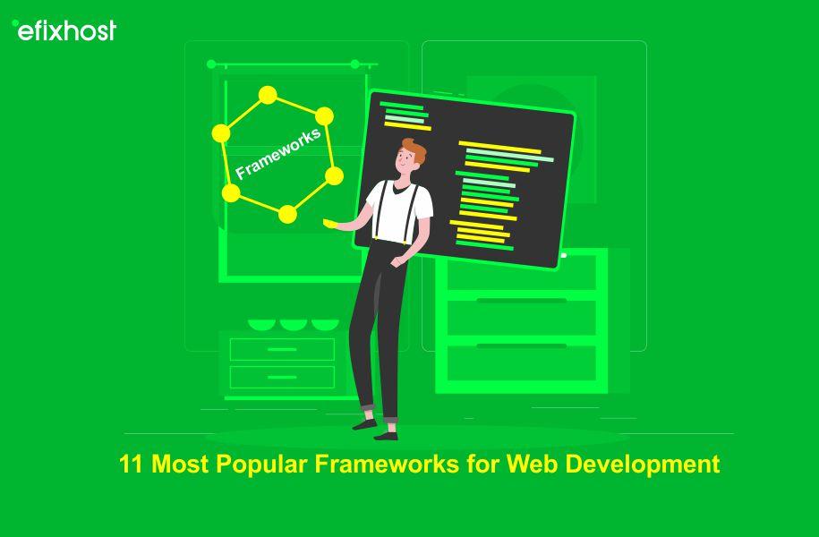 محبوبترین فریم ورک ها most popular frameworks