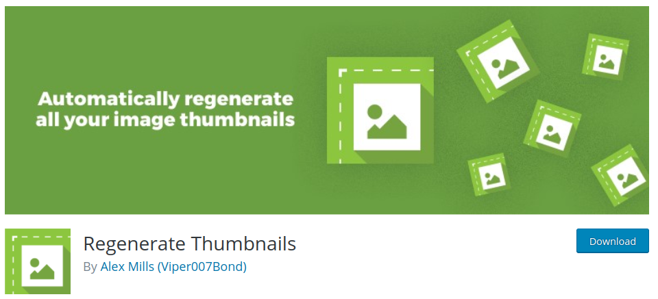 پلاگین-regenerate-thumbnails
