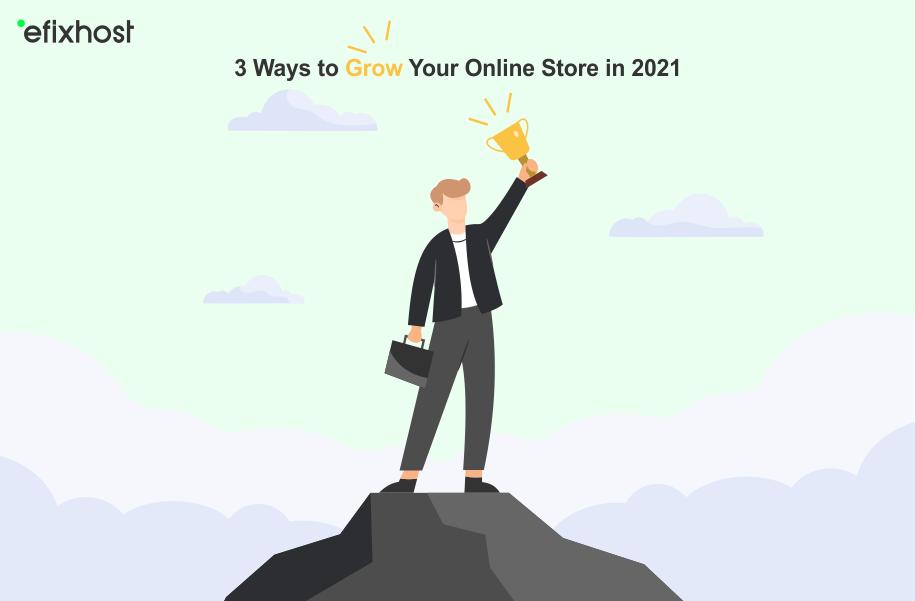 ۳-روش-افزایش-فروش-آنلاین-۲۰۲۱
