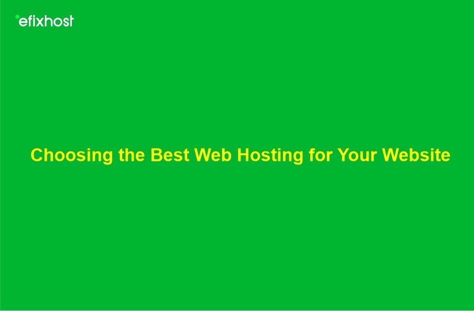 انتخاب-بهترین-میزبانی-وب