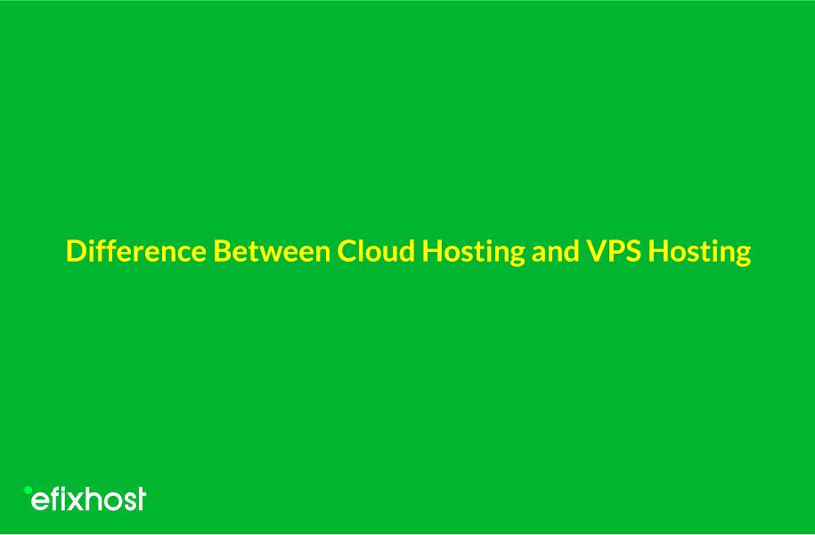 تفاوت هاست ابری و سرور مجازی سی پنل